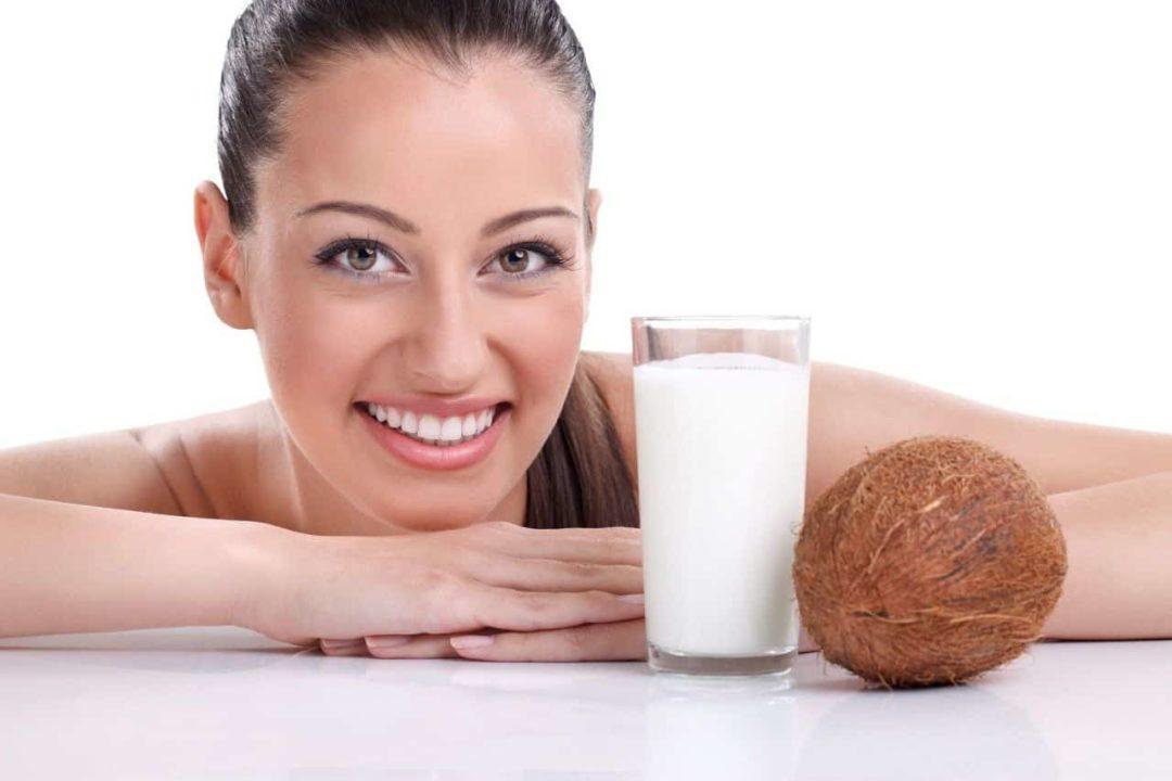 Кокосовое молоко в косметологии