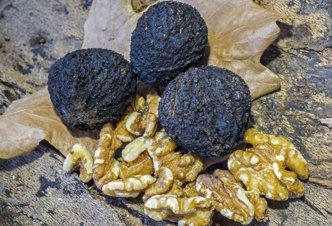 Черный грецкий орех