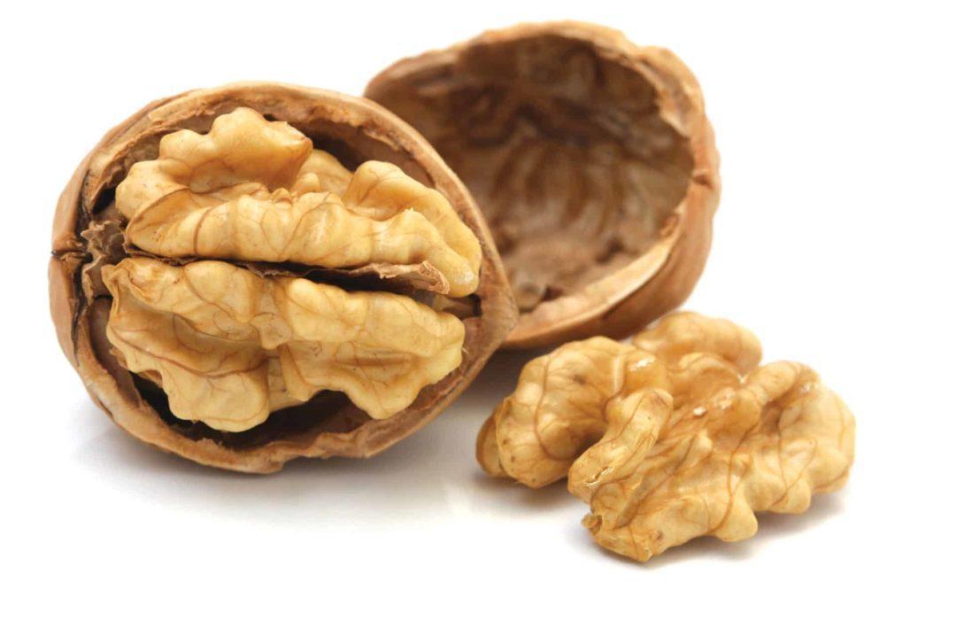 Грецкий орех и мозг