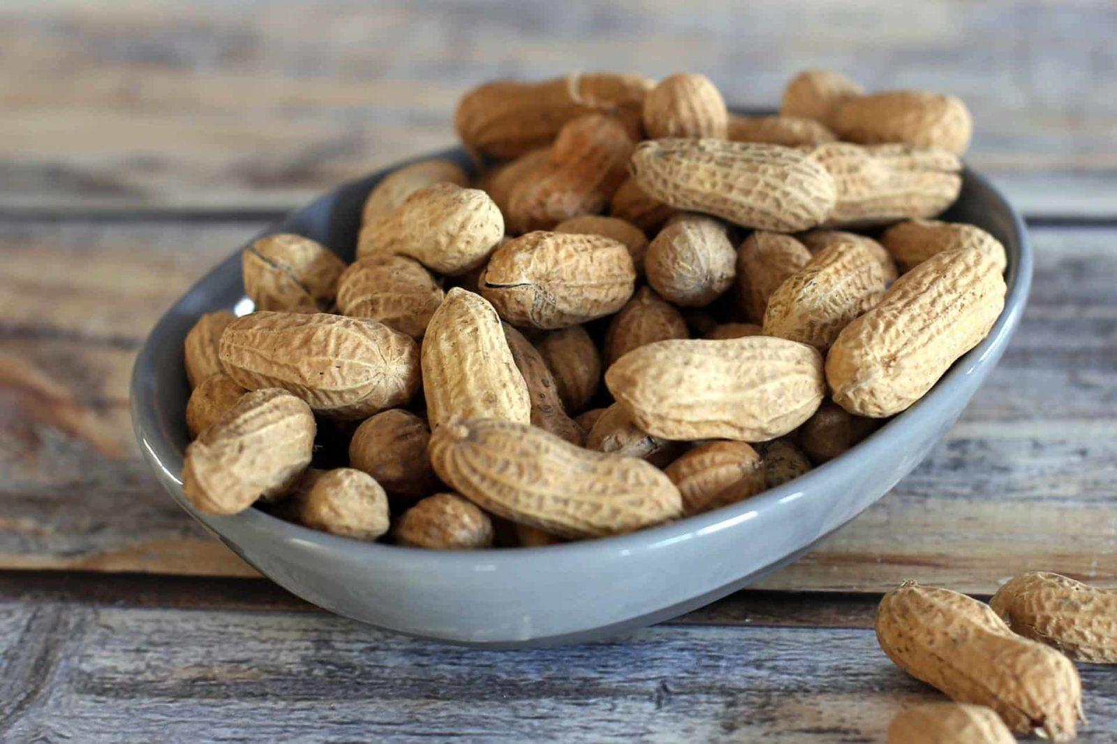 Что такое арахис