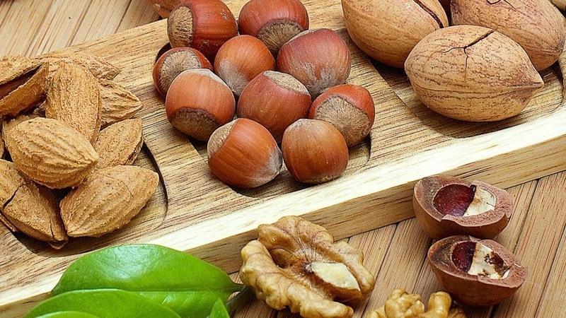 Разные орешки