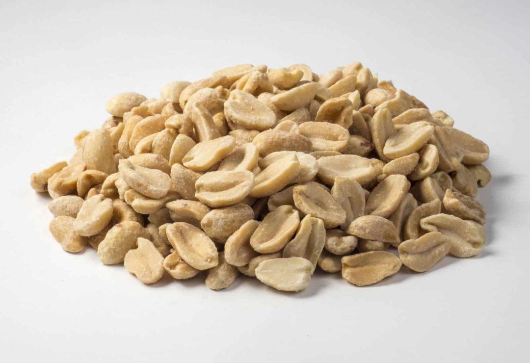 Горсть арахиса
