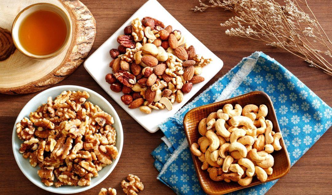 Нормы употребления орехов