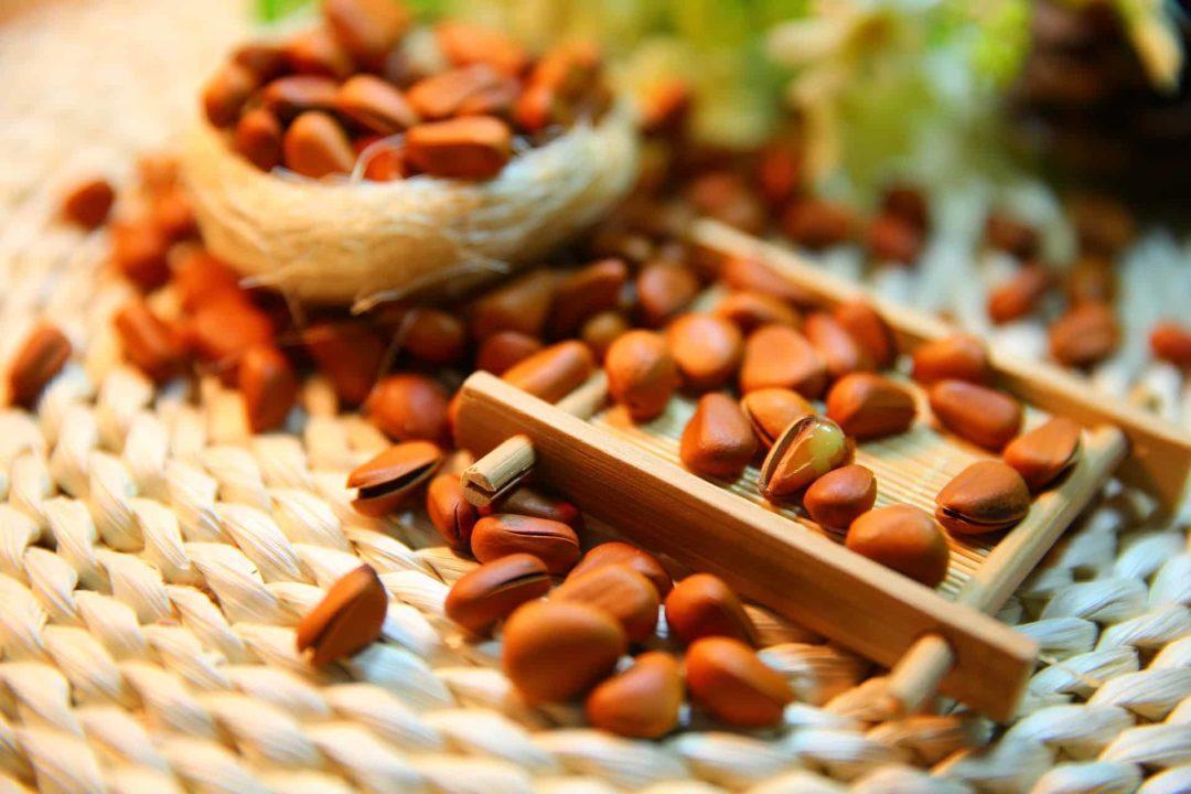 Калорийность кедровых орешков