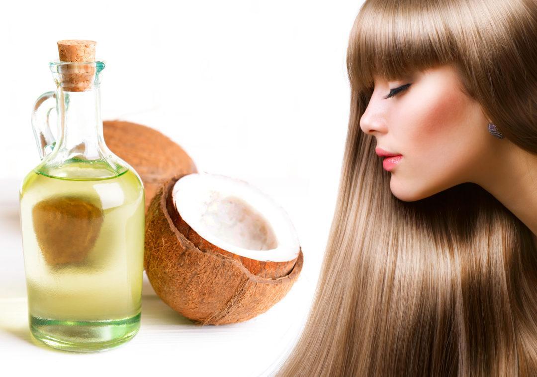 Кокосовое масло для лечения волос