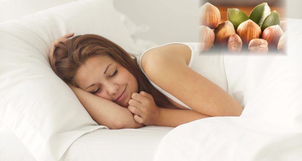 Фундук во сне