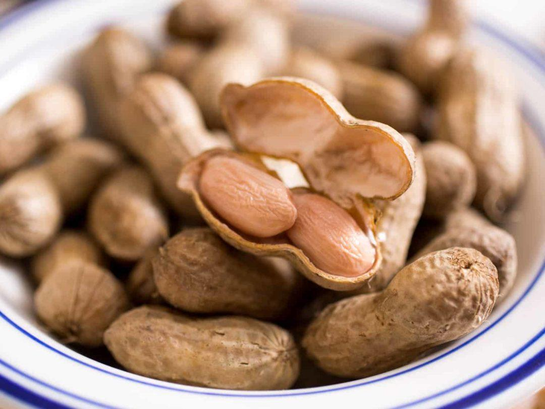 Норма арахиса в сутки