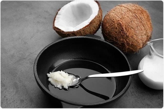 Кокосовое масло в питании