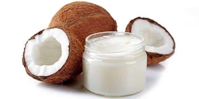 Крем из кокоса