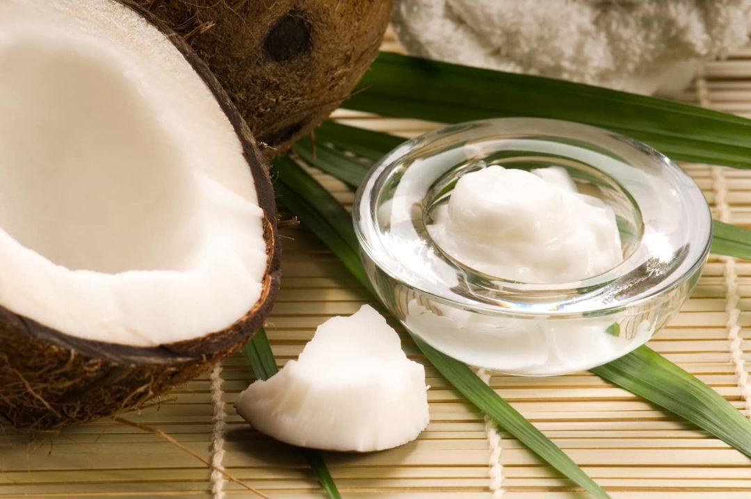 Косметический кокосовый крем