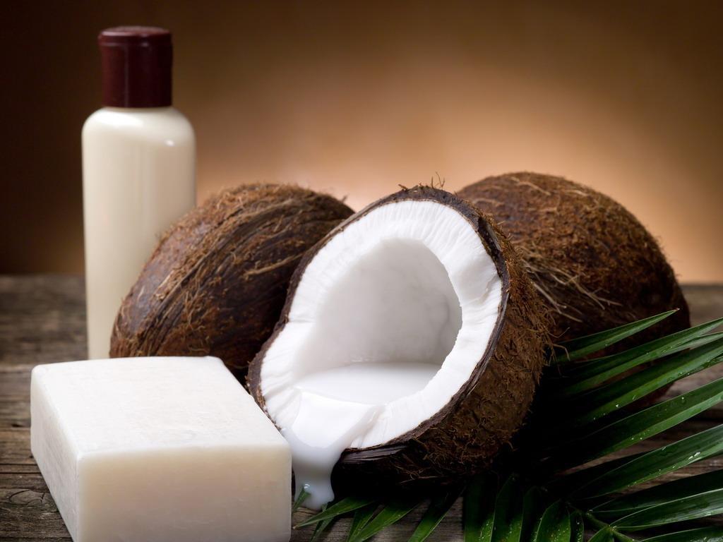Кокосы и кокосовая косметика