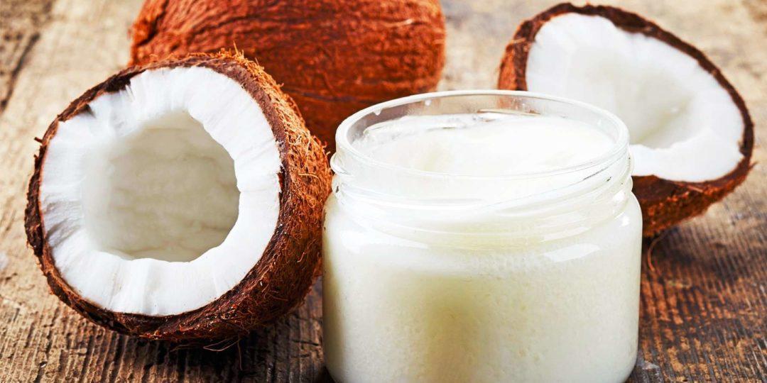 Кокосы и кокосовый крем