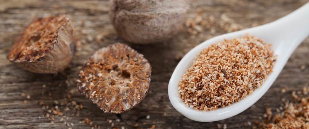 Мускатный орех - приправа
