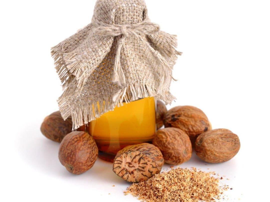 Применение мускатного ореха в народной медицине