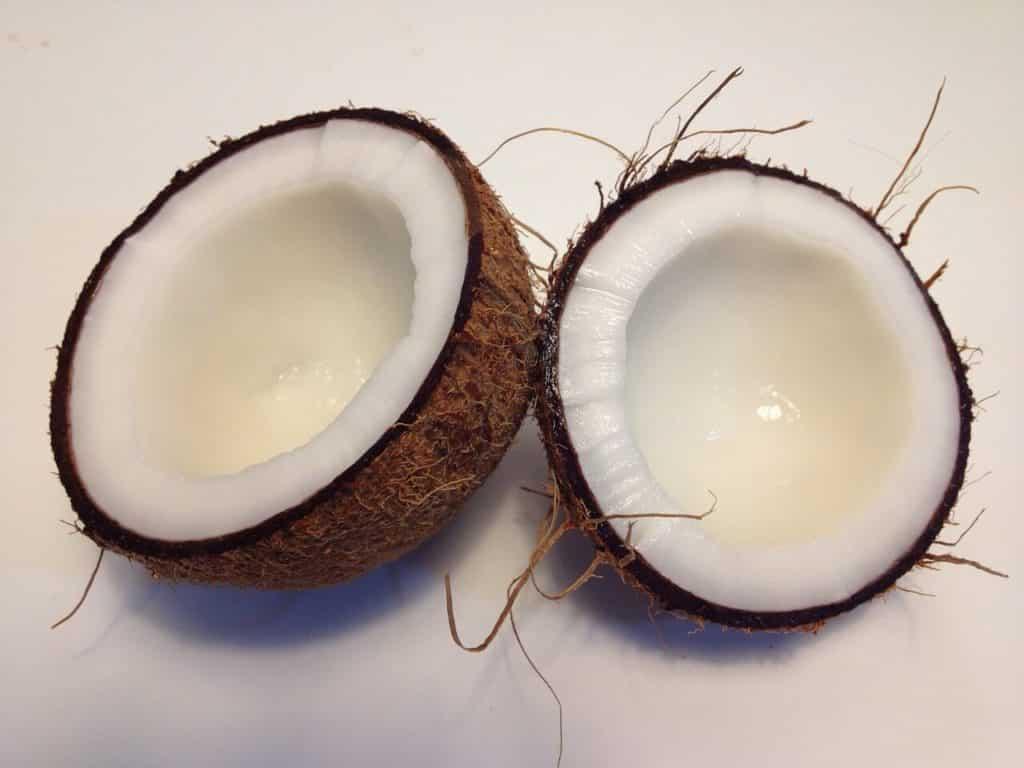 Калорийность кокоса