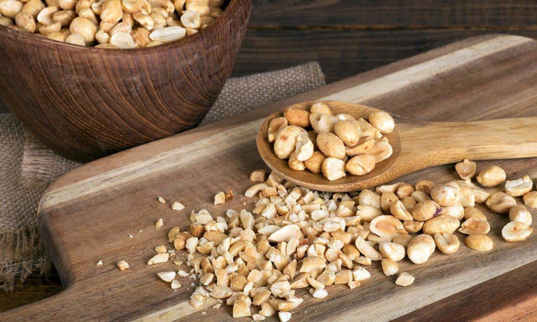 Сколько ккал в арахисе сыром