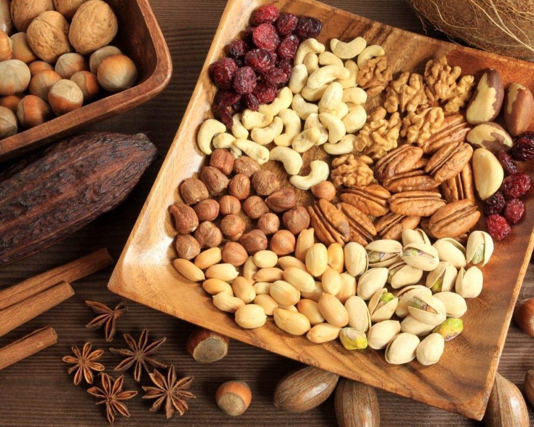 Можно ли орехи при гастрите и язве